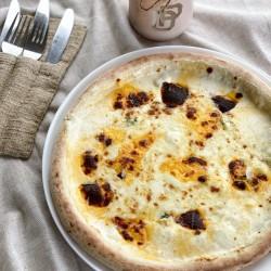 Піца П'ять сирів