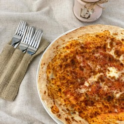 Піца Закрита з тунцем