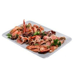 Асорті в'яленого м'яса