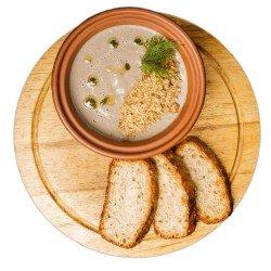 Крем-суп ''Грибний''