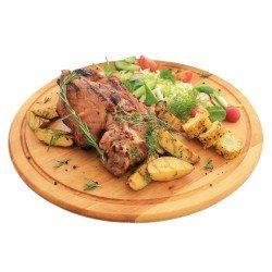 Голонка свинна з овочами та картоплею