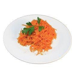 Морква по-корейськи